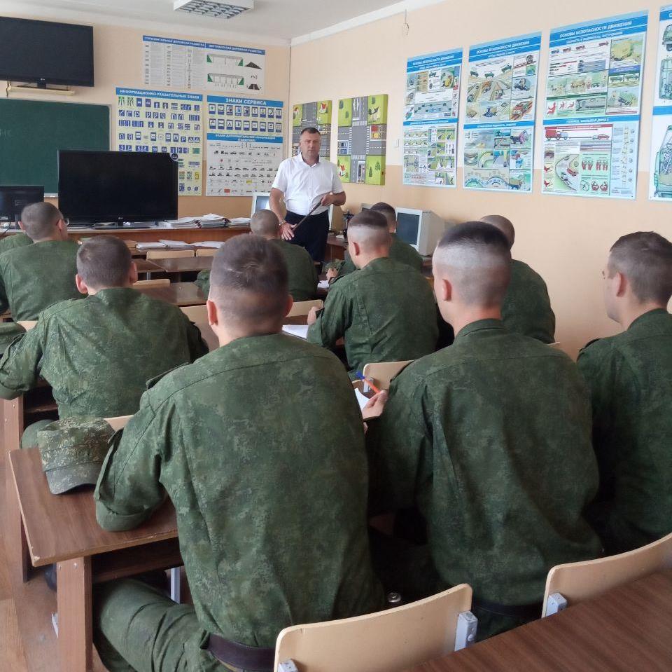 Подготовка специалистов для Вооруженных Сил  Республики Беларусь!