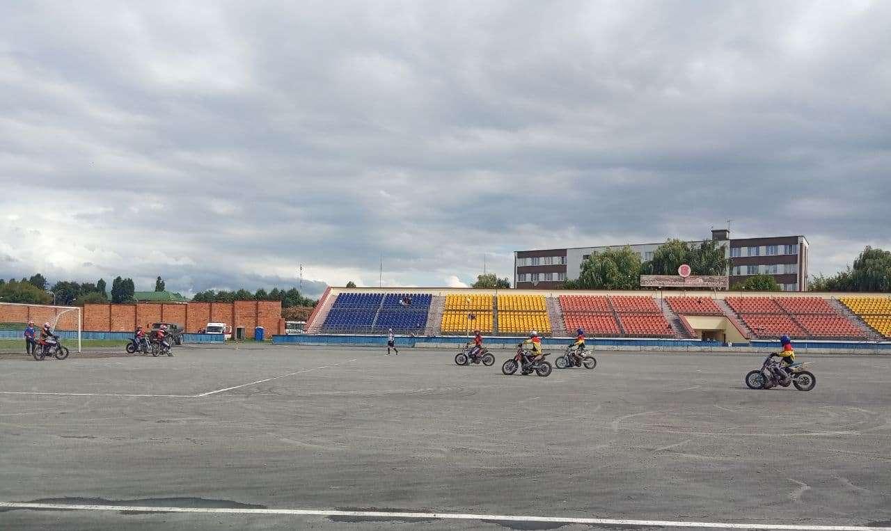 2-й круговой турнир Первенства Республики Беларусь  по мотоболу