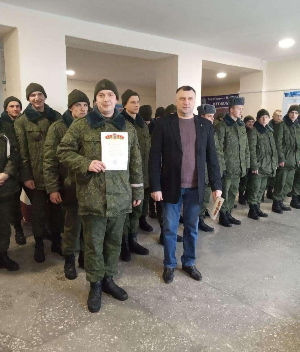 Подготовка специалистов для Вооруженных Сил  Республики Беларусь -2021