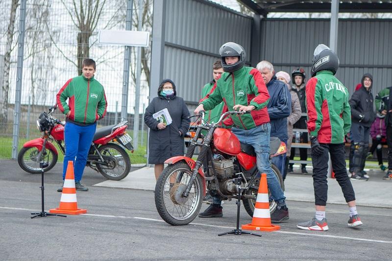Соревнования по мотоциклетному спорту